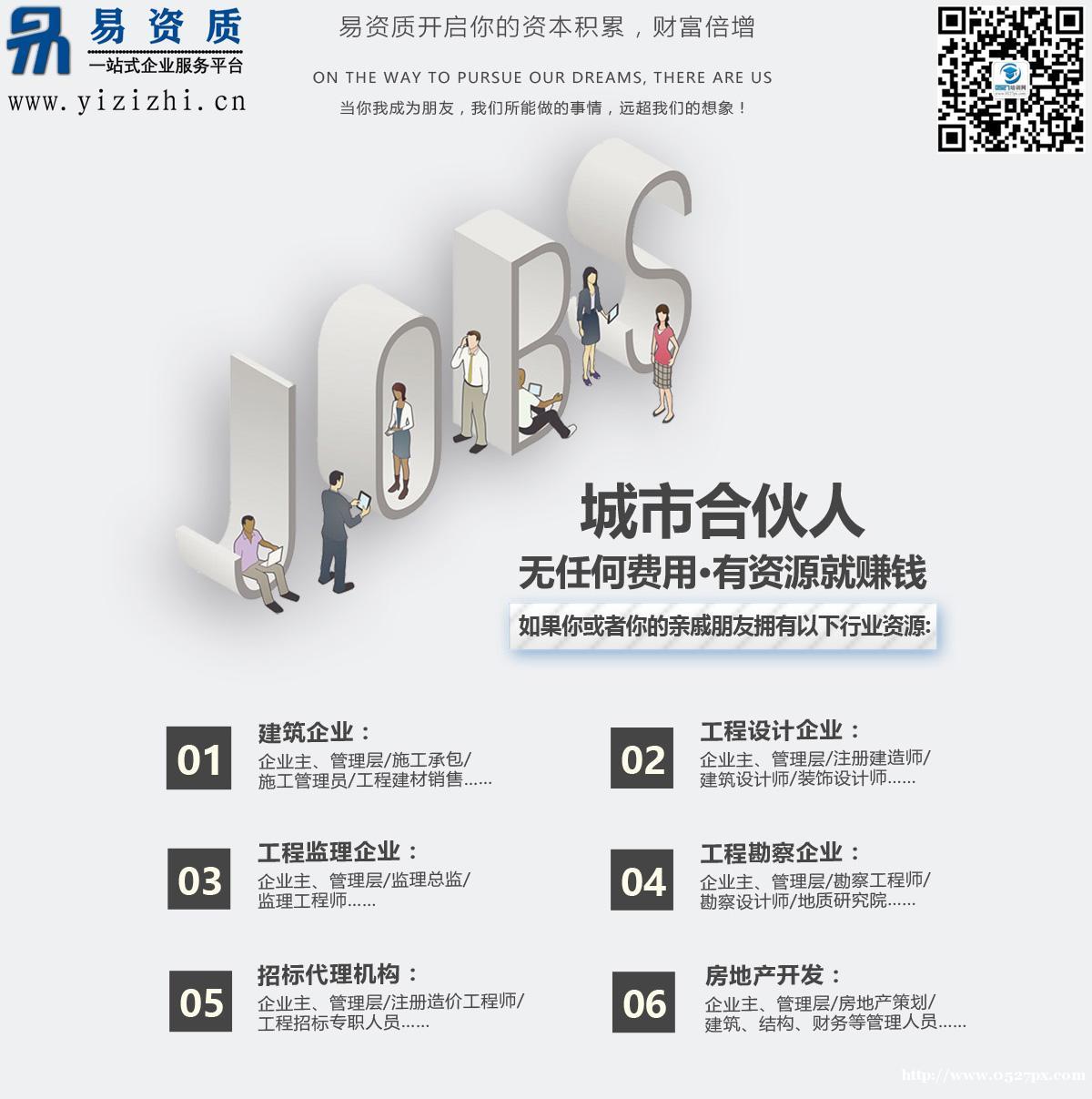 江苏建筑公司资质新办、增项