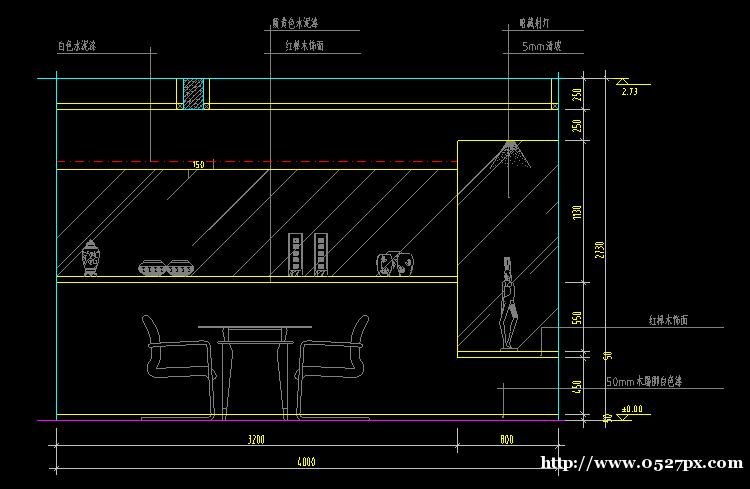 室内设计师培训施工CAD主要画什么图学施工平面图